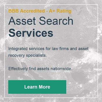 asset search service